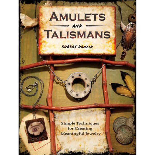 Book - Amulets and Talismans