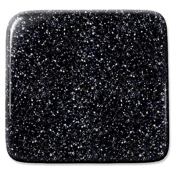 Spectrum Black Aventurine - Opalescent - 3mm - Fusible Glass Sheets