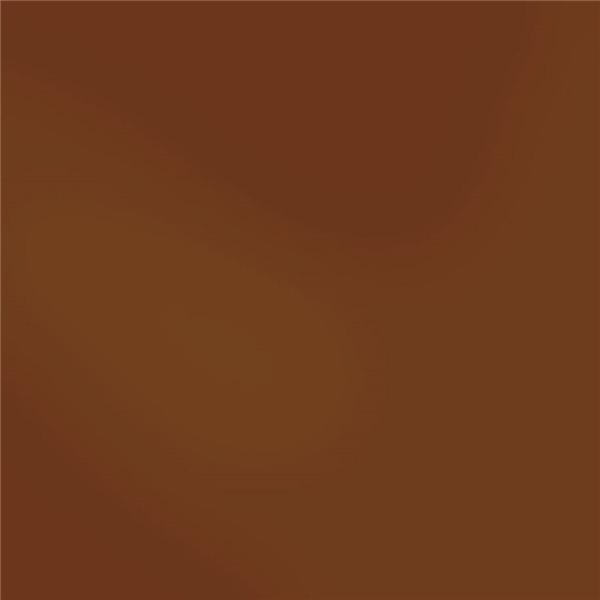 Spectrum Chestnut Brown - Opalescent - 3mm - Fusible Glass Sheets