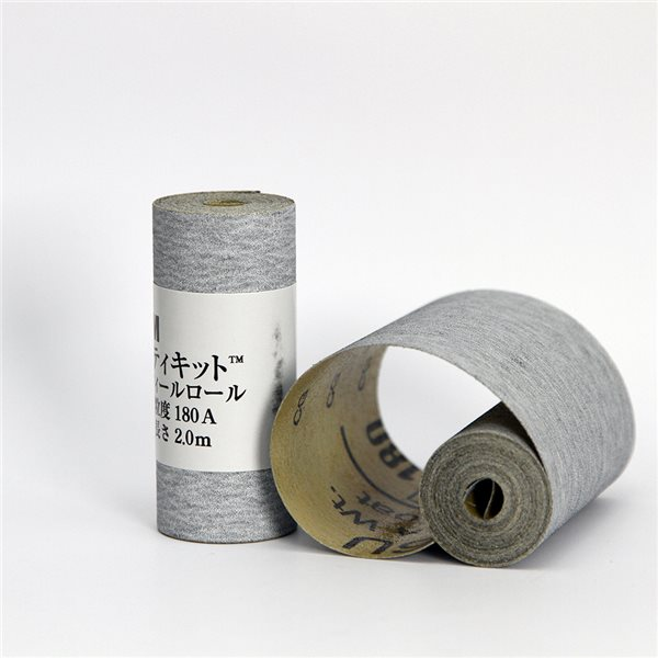 Abrasive Paper - Self-Adhesive - 180 Grit - Roll