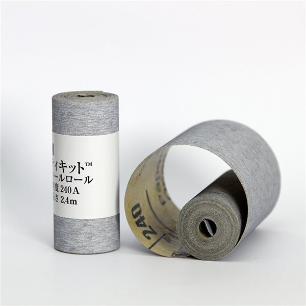 Abrasive Paper - Self-Adhesive - 240 Grit - Roll