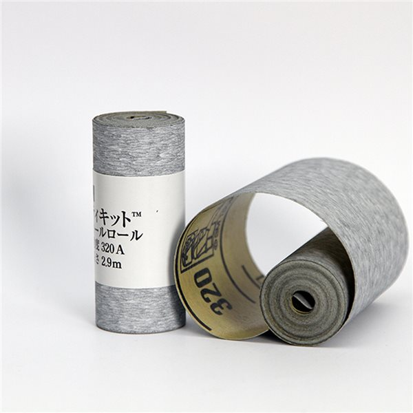 Abrasive Paper - Self-Adhesive - 320 Grit - Roll