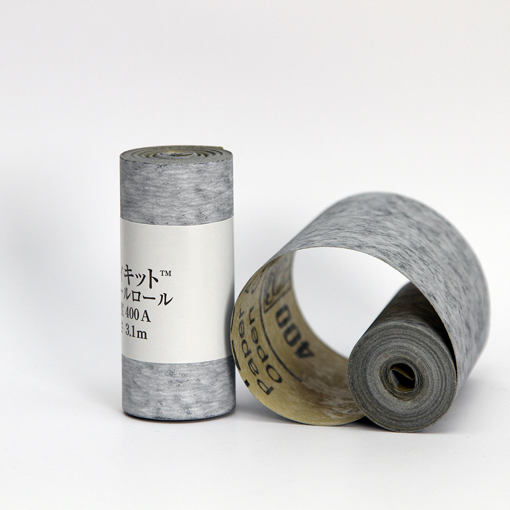 Abrasive Paper - Self-Adhesive - 400 Grit - Roll