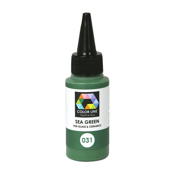 Color Line Pen - Sea Green - 62g / 2.2oz