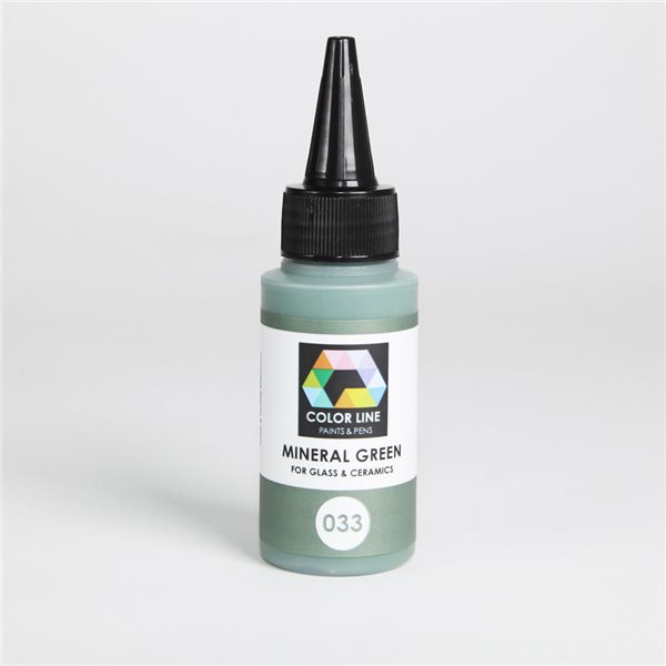 Color Line Pen - Mineral Green - 62g / 2.2oz