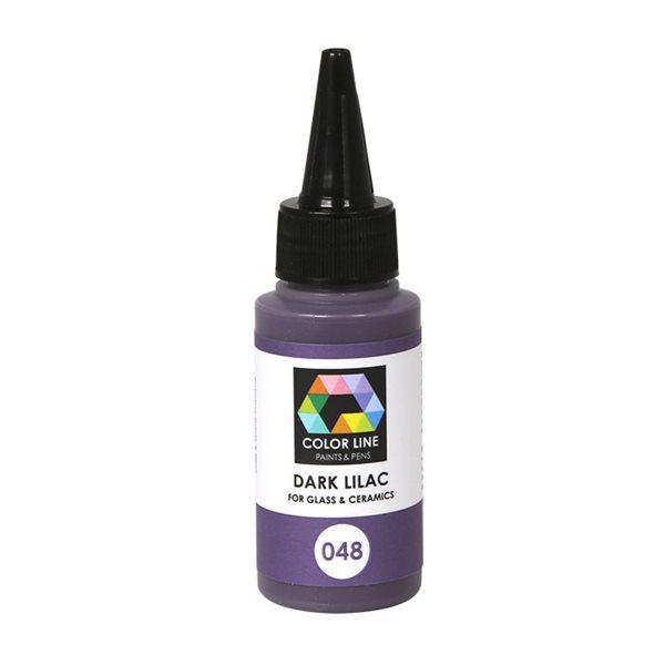 Color Line Pen - Dark Lilac - 62g / 2.2oz
