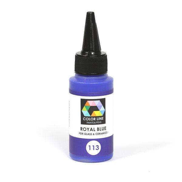 Color Line Pen - Royal Blue - 62g / 2.2oz