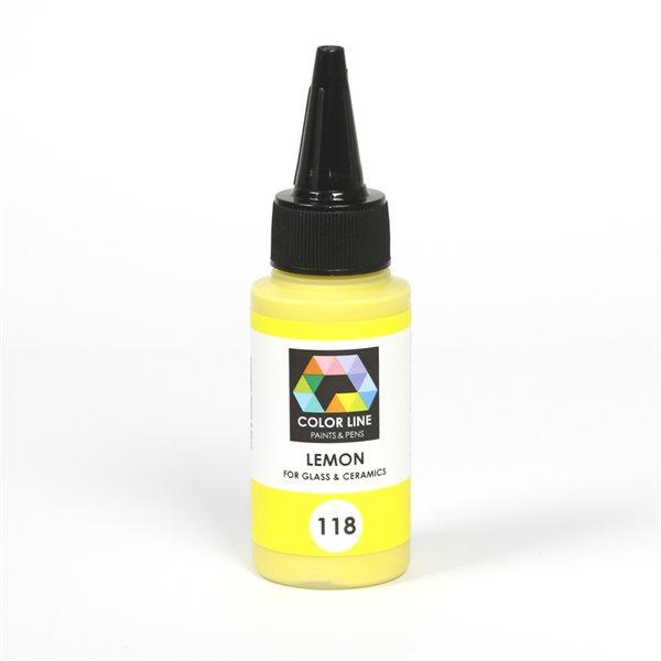 Color Line Pen - Lemon - 62g / 2.2oz