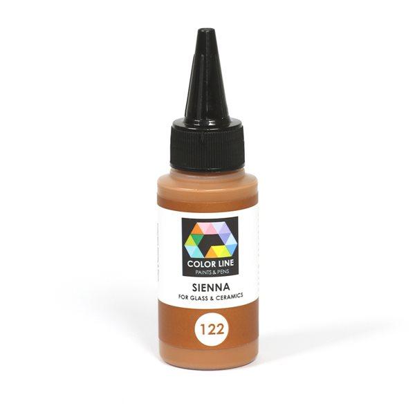 Color Line Pen - Sienna - 62g / 2.2oz