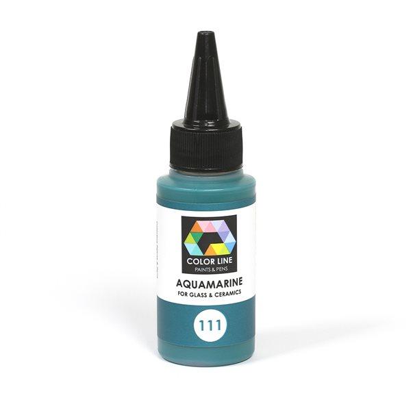 Color Line Pen - Aquamarine - 62g / 2.2oz