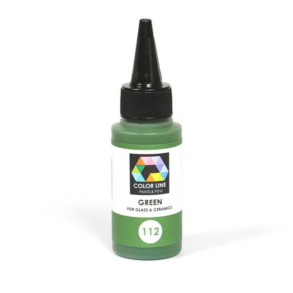 Color Line Pen - Green - 62g / 2.2oz