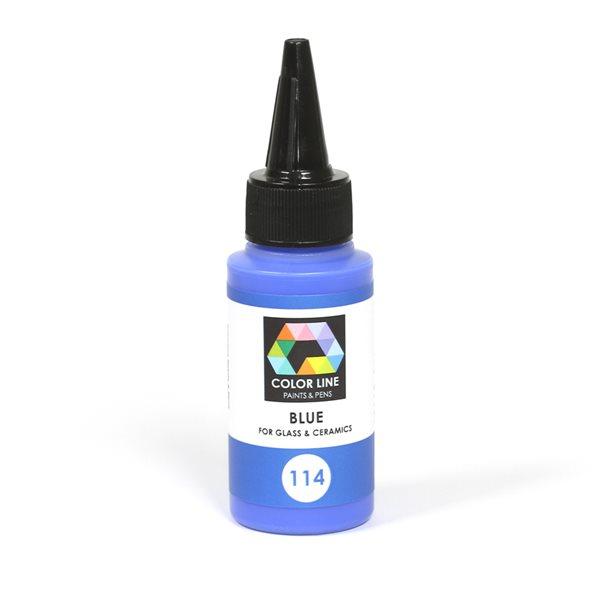 Color Line Pen - Blue - 62g / 2.2oz