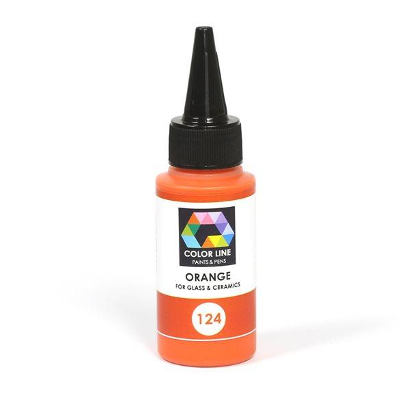 Color Line Pen - Orange - 62g / 2.2oz
