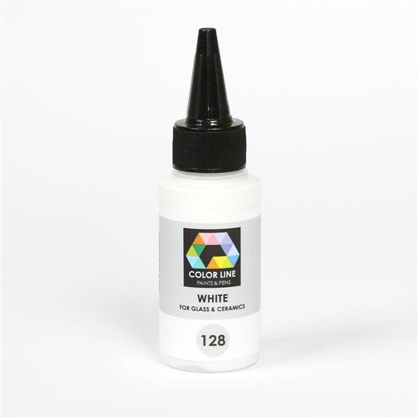 Color Line Pen - White - 62g / 2.2oz