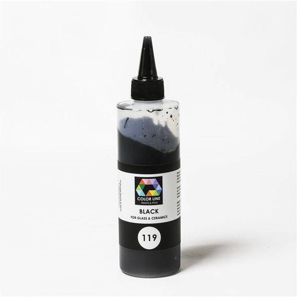 Color Line Pen - Black - 300g / 10.6oz