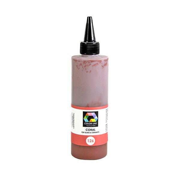 Color Line Pen - Coral - 300g / 10.6oz