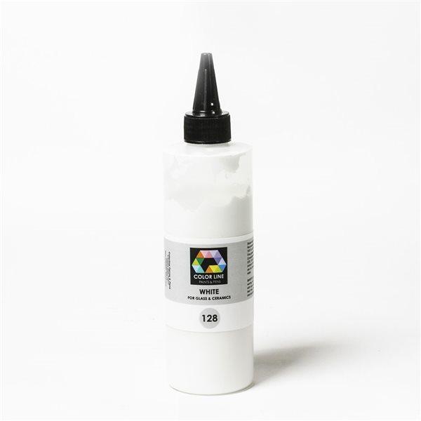 Color Line Pen - White - 300g / 10.6oz