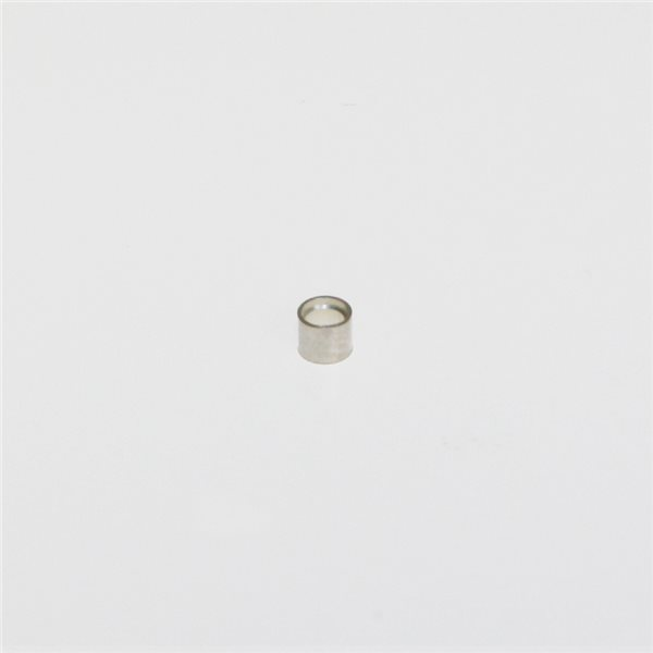 Tubular Bezel - Sterling 925 - Round - 2.5mm