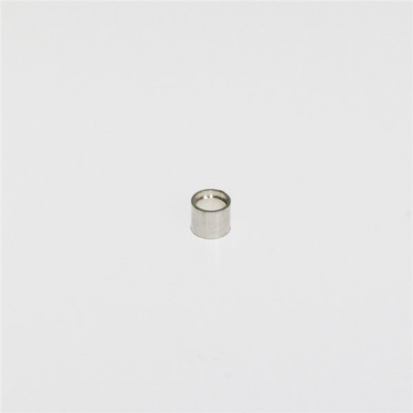 Tubular Bezel - Sterling 925 - Round - 3mm