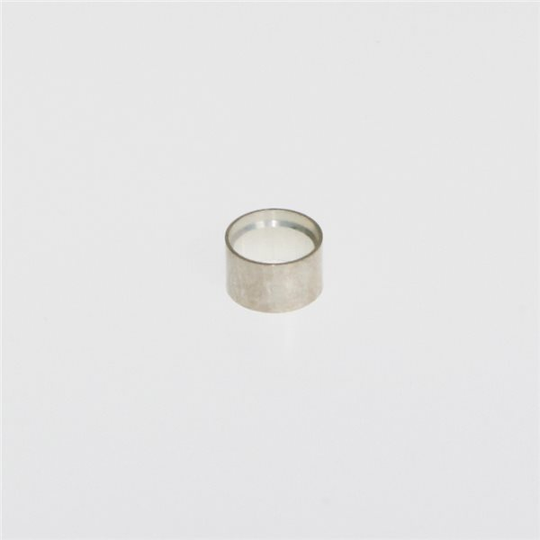 Tubular Bezel - Sterling 925 - Round - 6mm