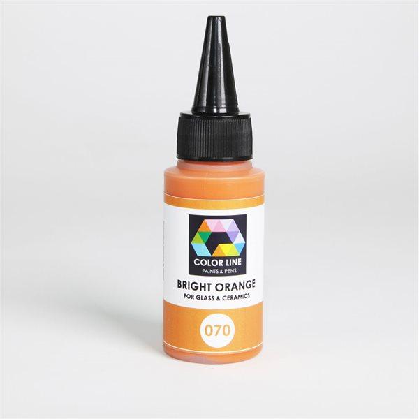 Color Line Pen - Bright Orange - 62g / 2.2oz