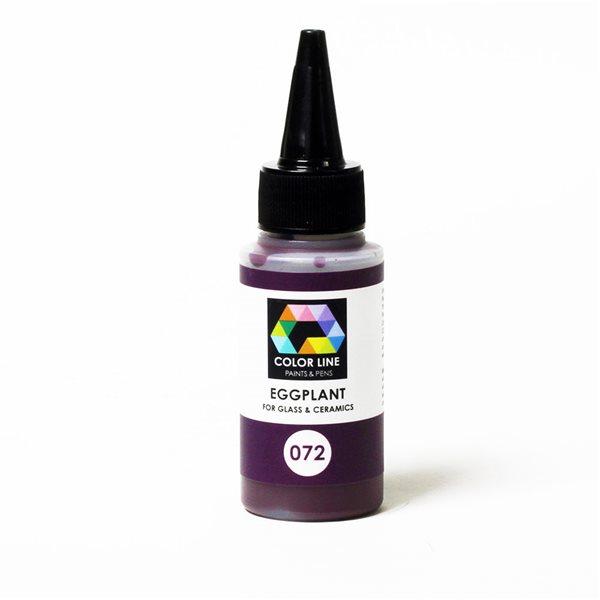 Color Line Pen - Eggplant - 62g / 2.2oz