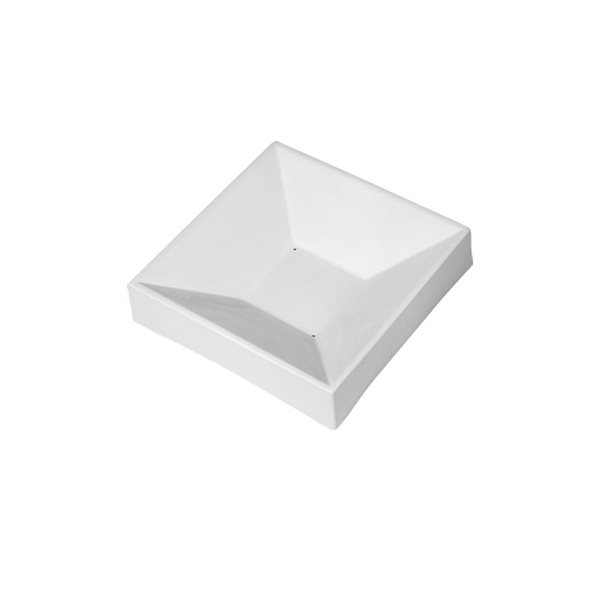 Party Bowl Square - 13.5x13.5x3.2cm - Base: 4.8x4.8cm - Fusing Mould