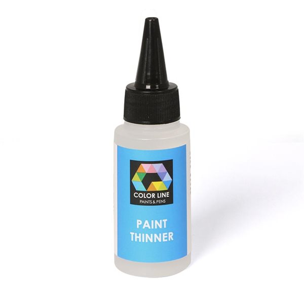 Color Line Accessory - Paint Thinner -  50g / 1.8oz