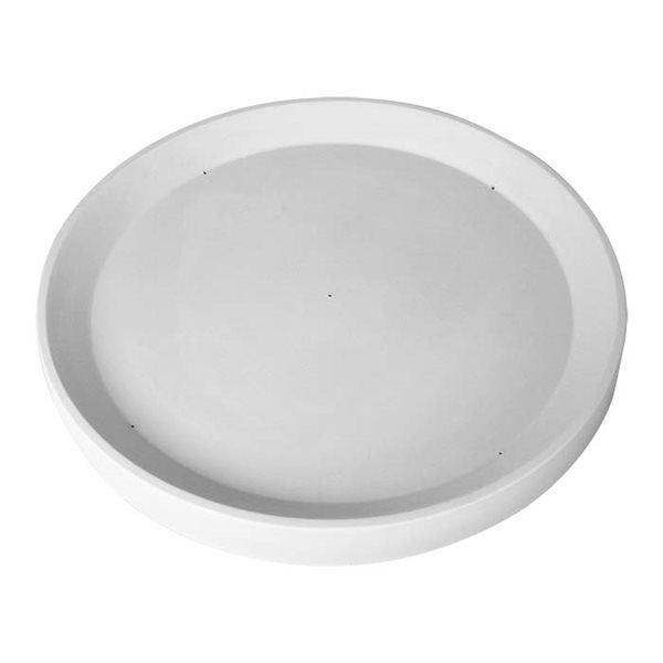 Pizza Plate - 32x1.8cm - Base: 27cm - Fusing Mould