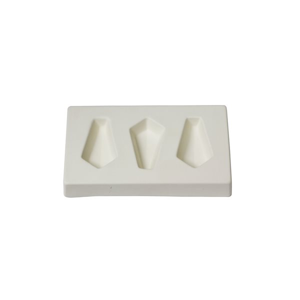 Prisma - 17.7x3.7x10.1cm - Casting Mould