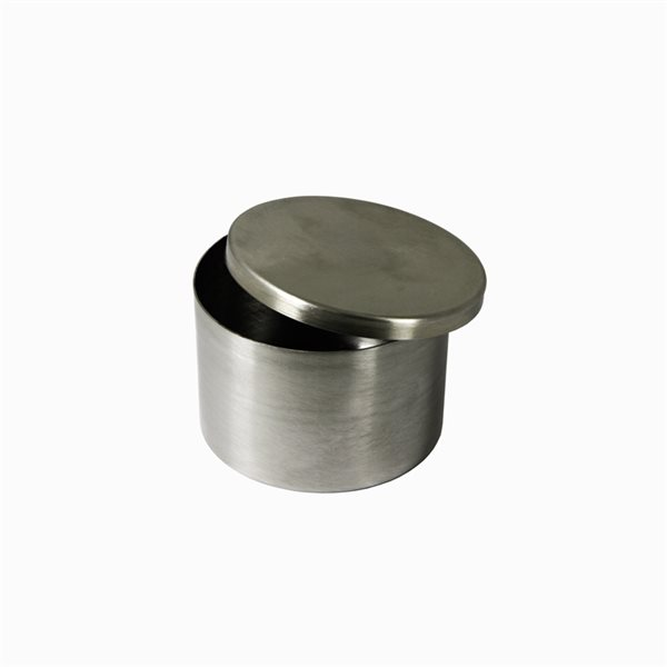 Stainless Steel Container - Ø90mm x 60mm