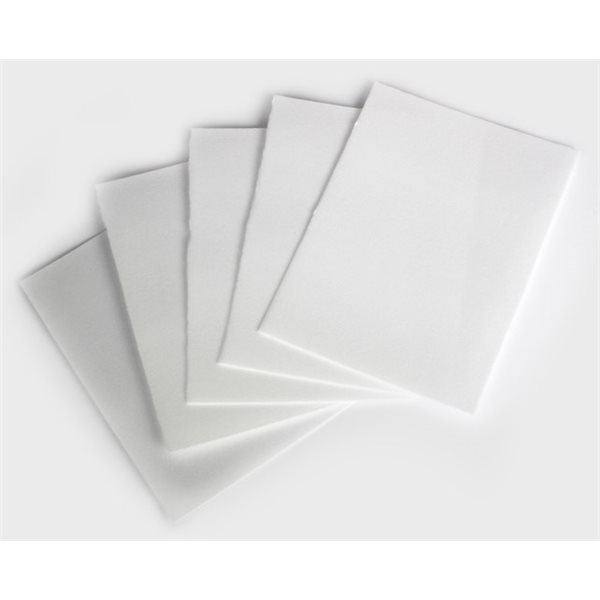 Scratch Foam Boards - 5 pieces - 15x11cm