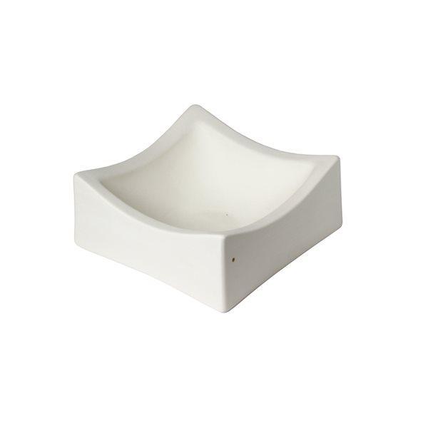 Deep Square Slumper - 18.7x18.7x7.8cm - Fusing Mould