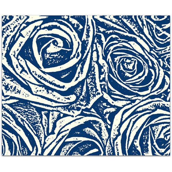 Texture Card - A Dozen Roses - 6x8.5cm
