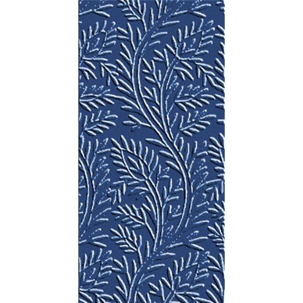 Texture Card - Indian Leaf - 3.6x18cm