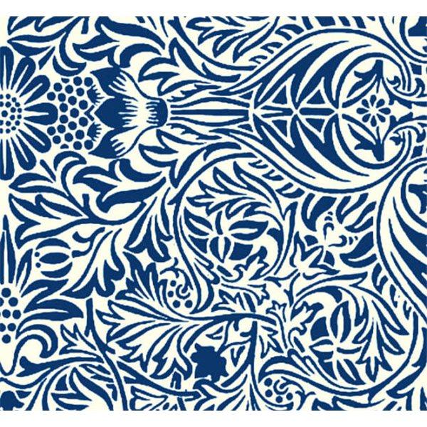 Texture Card - W.Morris Ceiling - 7.5x10cm