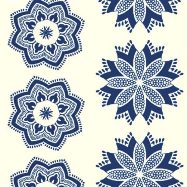 Texture Card - Mandala Shapes - 5x8.5cm