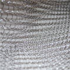 Steel Mesh - W:13cm - L:1m