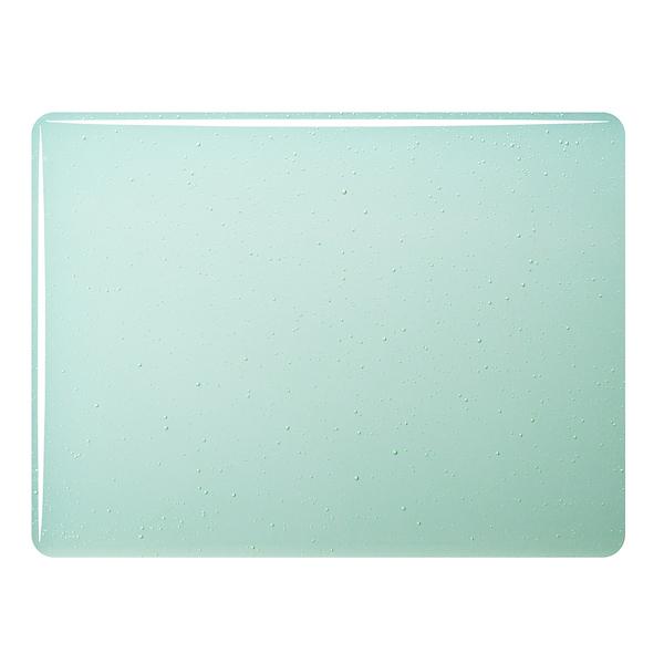Bullseye Ming Green Tint - Transparent - 3mm - Fusible Glass Sheets