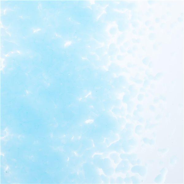 Bullseye Frit -  Glacier Blue -  Medium - 450g - Opalescent
