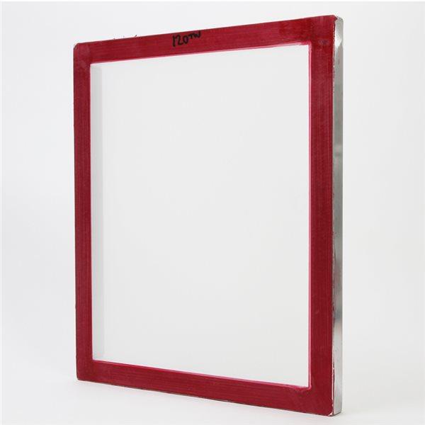 "Aluminium Screen with Sieve - 120T - 19 x 16"""