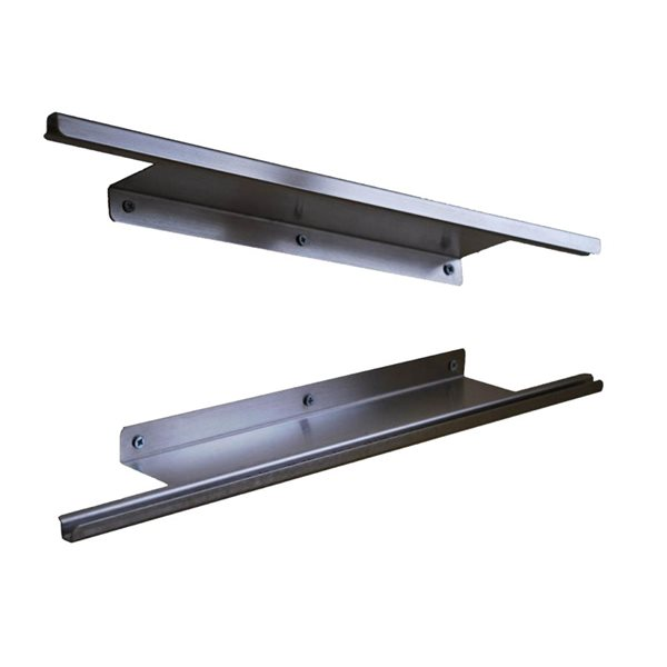 Shelf Wall Mounts 7mm - Length 500mm - Depth 63mm