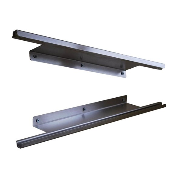 Shelf Wall Mounts 14mm - Length 500mm - Depth 63mm