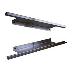Shelf Wall Mounts 14mm - Length 500mm - Depth 63mm