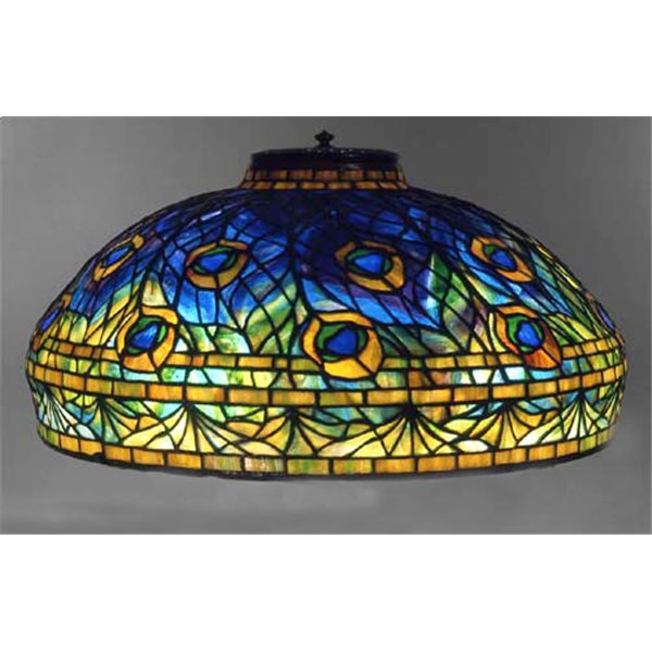 Odyssey - 18inch Peacock - Lamp Mold