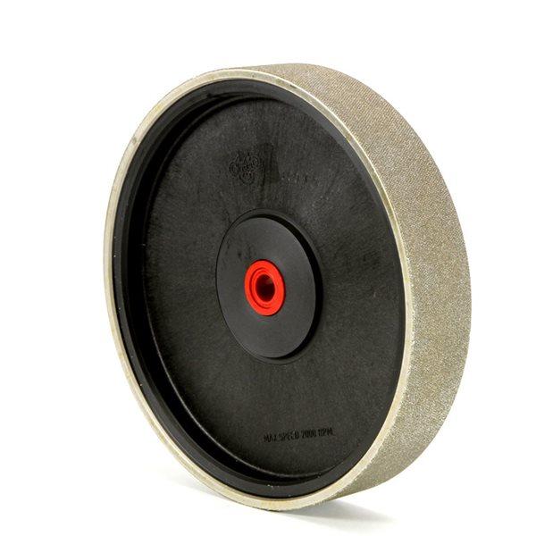"Diamond Wheel - 8""/203mm - 100 grit"