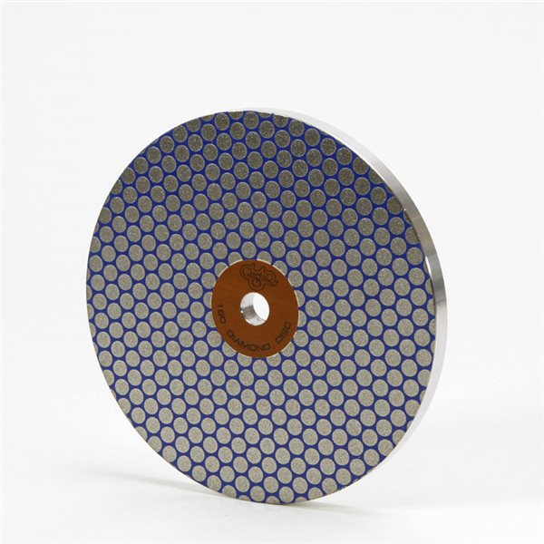 "Diamond Disc - 6""/152mm - 180 grit"