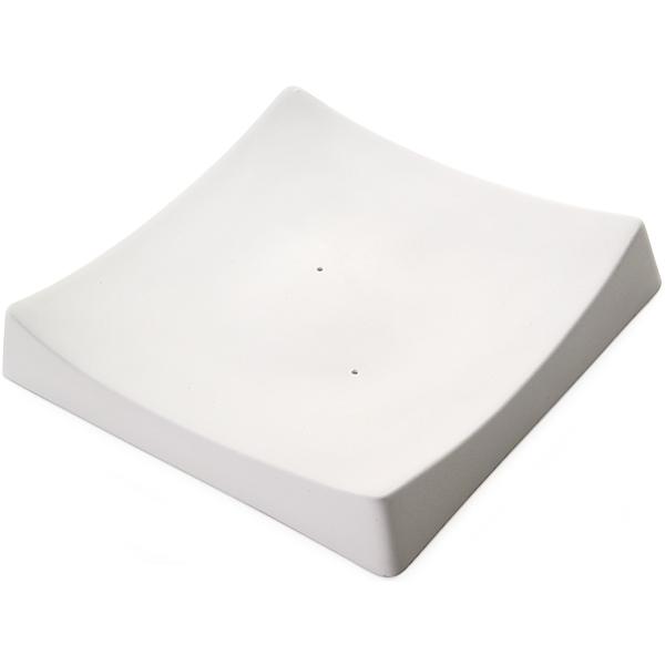 Square Slumper A - 21.2x21.5x3.7cm - Fusing Mould