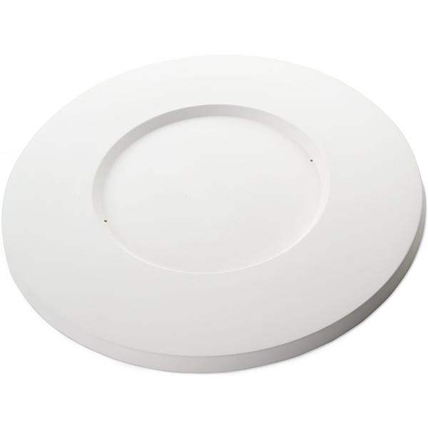 Round Platter - 37.7x1.8cm - Base: 20.8x1.1cm - Moule pour Fusing