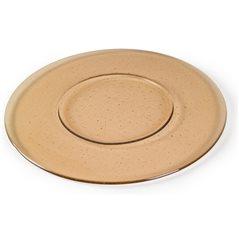 Round Platter - 37.7x1.8cm - Base: 20.8x1.1cm - Fusing Mould